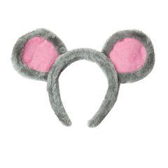 Knuffel van een roze dino