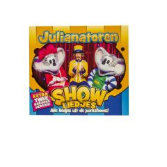 CD Showliedjes